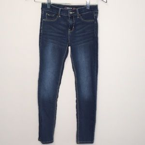 Jordache Super Skinny Jeans Dark Wash Size 12 Slim